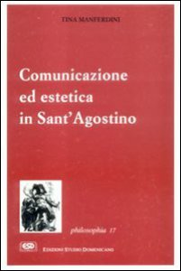 Copertina di 'Comunicazione ed estetica in s. Agostino'