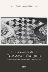 Copertina di 'La logica in Tommaso d'Aquino'