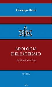 Copertina di 'Apologia dell'ateismo.'