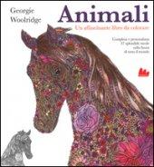 Animali da colorare - Woolridge Georgie