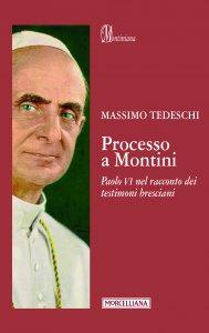 Copertina di 'Processo a Montini'
