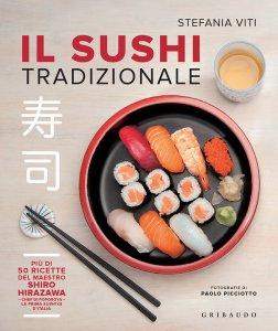 Copertina di 'Il sushi tradizionale'