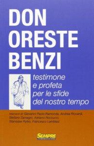 Copertina di 'Don Oreste Benzi'