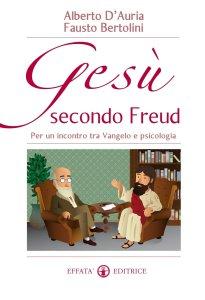 Copertina di 'Gesù secondo Freud'