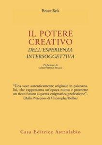 Copertina di 'Il potere creativo dell'esperienza intersoggettiva'