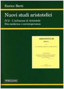 Copertina di 'Nuovi studi aristotelici vol.4.2'