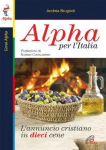 Copertina di 'Alpha per l'Italia'