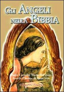 Copertina di 'Gli angeli nella Bibbia'