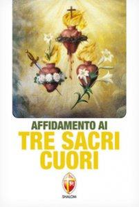 Copertina di 'Affidamento ai tre sacri cuori'