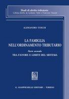 La famiglia nell'ordinamento tributario - Alessandro Turchi