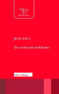 Copertina di 'Tre scritti sul nichilismo'
