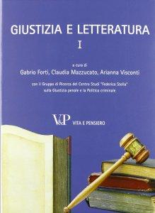 Copertina di 'Giustizia e letteratura'