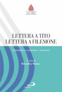 Copertina di 'Lettera a Tito Lettera a Filemone'