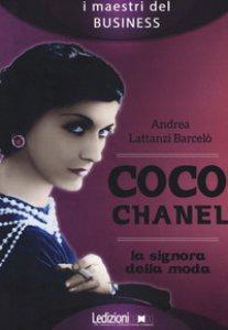 Copertina di 'Coco Chanel. La signora della moda'