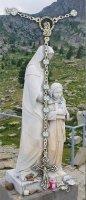 Immagine di 'Libretto con rosario Santuario di Sant Anna di Vinadio - Italiano'