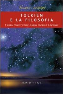 Copertina di 'Tolkien e la filosofia'
