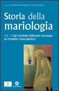 Copertina di 'Storia della mariologia'