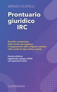 Copertina di 'Prontuario giuridico IRC NE'
