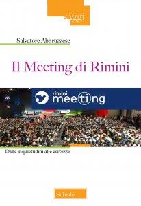 Copertina di 'Il meeting di Rimini'