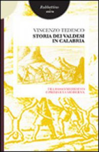 Copertina di 'Storia dei valdesi in Calabria'