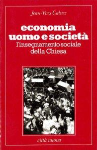 Copertina di 'Economia, uomo e società'