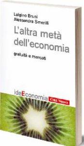 Copertina di 'L'altrà metà dell'economia'