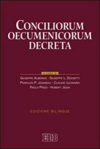 Copertina di 'Conciliorum Oecumenicorum Decreta'