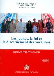 Copertina di 'Les jeunes, la foi et  le discernement des vocations'