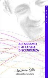 Copertina di 'Ad Abramo e alla sua discendenza'