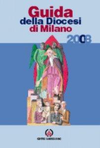 Copertina di 'Guida della diocesi di Milano 2008'