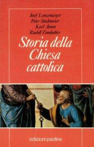 Copertina di 'Storia della Chiesa cattolica'