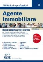 Agente Immobiliare - Manuale completo con test di verifica - Redazioni Edizioni Simone