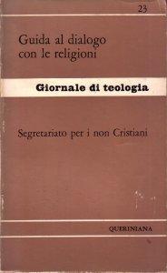 Copertina di 'Guida al dialogo con le religioni (gdt 023)'
