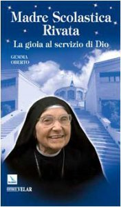 Copertina di 'Madre Scolastica Rivata'