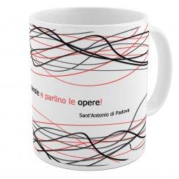 """Copertina di 'SpiriTazza """"Le opere"""" (Sant'Antonio di Padova)'"""