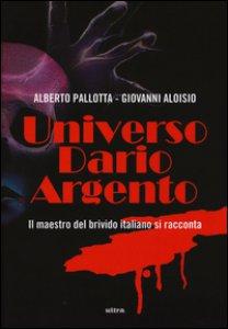 Copertina di 'Universo Dario Argento'