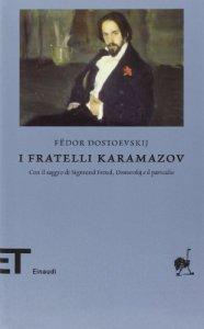 Copertina di 'I fratelli Karamazov'
