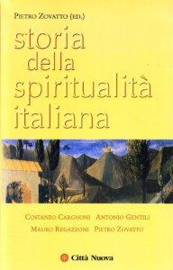 Copertina di 'Storia della spiritualità italiana'
