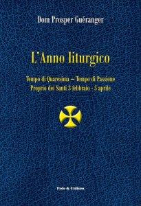 Copertina di 'L'anno liturgico. Volume 2'