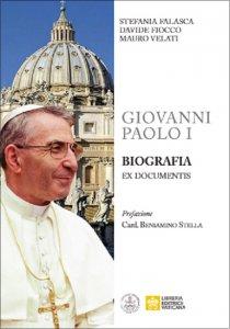 Copertina di 'Giovanni Paolo I. Biografia ex documentis'