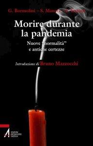 Copertina di 'Morire durante la pandemia'
