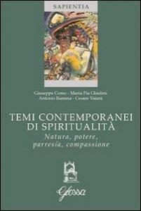 Copertina di 'Temi contemporanei di spiritualità'