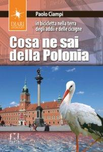 Copertina di 'Cosa ne sai della Polonia. In bicicletta nella terra degli addii e delle cicogne'