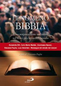 Copertina di 'Fenomeno bibbia'