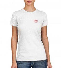 "Copertina di 'T-shirt ""Iesoûs"" marchio - taglia L - donna'"