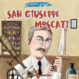 Copertina di 'San Giuseppe Moscati'