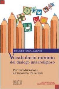 Copertina di 'Vocabolario minimo del dialogo interreligioso'