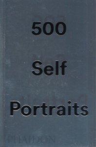 Copertina di '500 self-portraits'