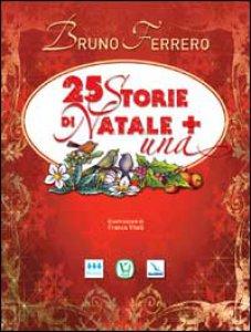 Copertina di '25 storie di Natale + una'