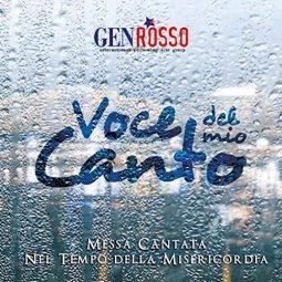 Copertina di 'Voce del mio canto. Messa cantata nel tempo della Misericordia. CD'